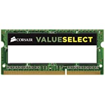 Corsair CMSO4GX3M1C1600C11 Value Select Memoria da 4 GB (1x4 GB),