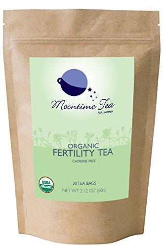 Price comparison product image Organic Fertility Tea,  30 Tea bags