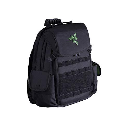 Razer Tactical Mochila Nylon Black - Mochila portátiles