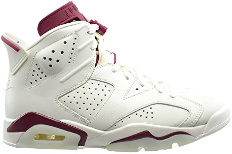 Nike Herren Air Jordan 6 Retro Turnschuhe