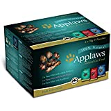Applaws Cat Food Multi Fish Pouch Natural 6 x 70 g