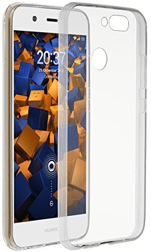 mumbi UltraSlim Hülle für Huawei Nova 2 Schutzhülle transparent (Ultra Slim - 0.70 mm)