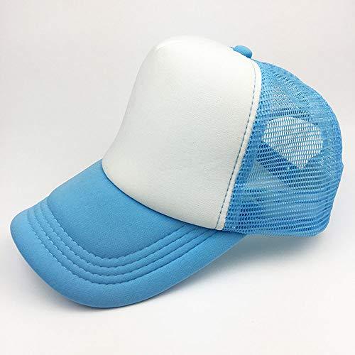 HENLOOO Baseball-Mützen für Herren und Damen, Klassische Sonnenhüte im Freien,SkyBlue - Herren Disney Vintage Micky Maus