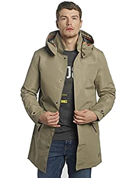 JACK & JONES Jornew Fate Long, Parka para Hombre