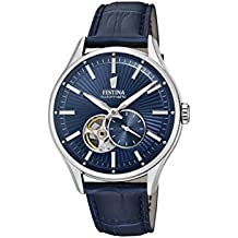 da61e5a7634b Festina Reloj Análogo clásico para Hombre de Automático con Correa ...