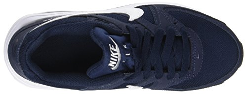 Nike Air Max Command Flex Gs, Scarpe da Ginnastica Bambino Blu (Obsidian/White/Black)