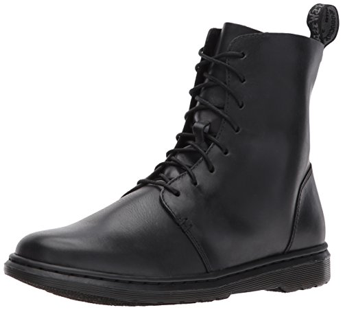 Dr. Martens Damen Danica Black New Oily Illusion Stiefel, Schwarz (Black), 42 EU (Eye Martens Dr. 10)