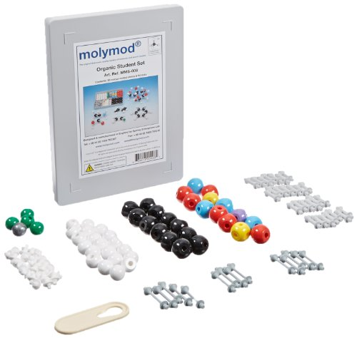 Molymod MMS-008 50 Atom Molecular Model Set for Organic Chemistry
