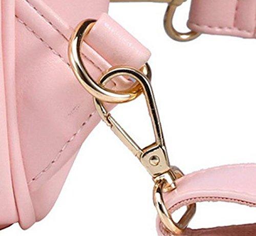 Il Mini Zaino Dolce Dei Sequins Di Modo Del Sacchetto Di Spalla Delle Ragazze Pink