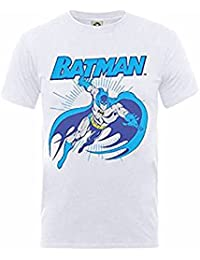 Batman - Leap - Official Mens T Shirt
