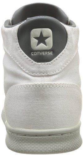 Converse Blanc/gris anthracite délavé