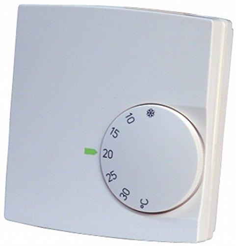 jollyt Herm Rapid terra Heat Termostato per riscaldamento a pavimento elettrica, 1pezzo, 00070