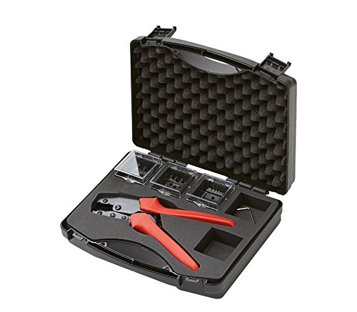 Wiha Crimpwerkzeug Set für Aderendhülsen 4-tlg. (37350) 220 mm