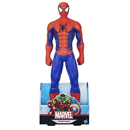 Image of Marvel Spider-Man Titan Hero Series Spider-Man Figure, 20 inch