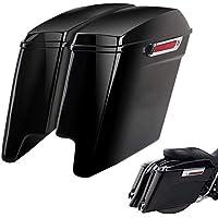 14-19 unlackiert Seitenkoffer Stretched für Harley CVO Street Glide FLHXSE