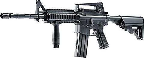 Mitraillette airsoft de marque Umarex - Arme lourde et puissante - Puissance de tir maximale 0,5 Joule
