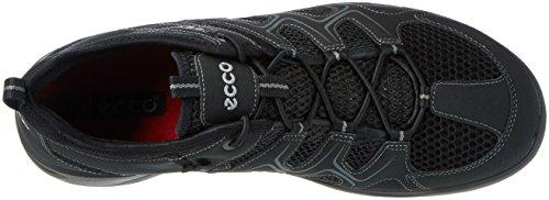 Ecco Terracruise, Chaussures Multisport Outdoor Homme Schwarz (51707BLACK/BLACK)