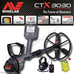 Metalldetektor CTX3030CTX 3030Minelab Scuba 3MT Metallsuchgerät Gold Münzen