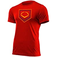 Wilson Sporting Goods Mens EvoShield Mens Home Plate Flash T-Shirt