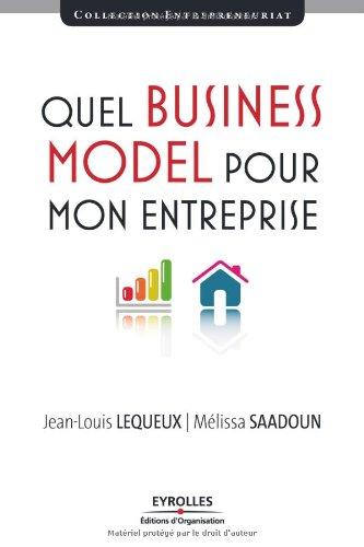 Quel business model pour mon entreprise