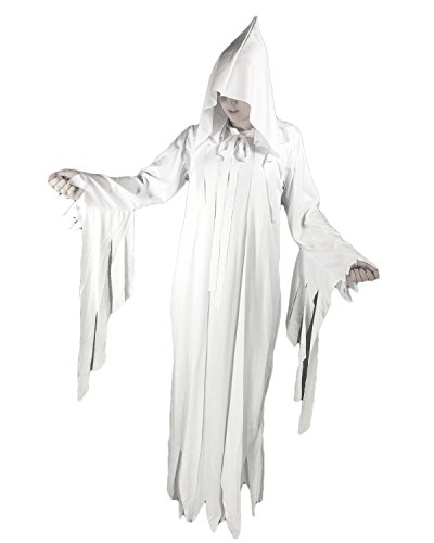 Kostüme Lady Womens Sensenmann (Sexy Lady Zombie, Geist, Sensenmann-Kostüm Hexe, Halloween Fancy)