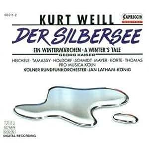 Kurt Weill: Der Silbersee (Oper) (Gesamtaufnahme) (2CD)