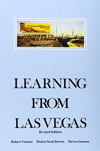 Learning from Las Vegas: Selected Writings of Benjamin Lee Whorf: The Forgotten Symbolism of Architectural Form (The MIT Press)