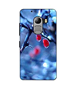 3D instyler DIGITAL PRINTED BACK COVER FOR LENOVO A7010