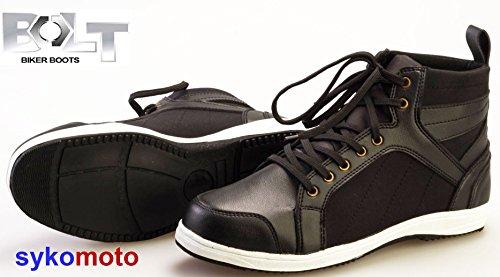Bolt C20 Zapatilla DE Deporte Casual Moto Proteccion DE LOS Hombres Impermeable...