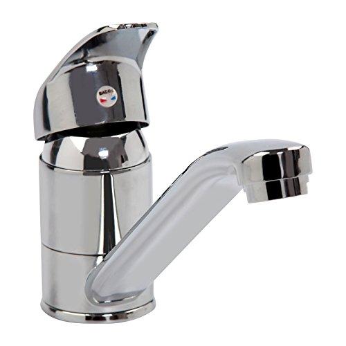 AllRight Spültisch Armatur Küchenarmatur Einhebelmischer Wasserhahn Küche -