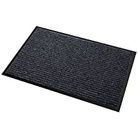 Alfombra Felpudo antideslizante Nomad Aqua Textil 653m para áreas a medio Tráfico estructura a RICCIOLO Dibujo a Zig Zag