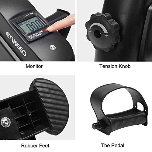 Zoom IMG-1 enkeeo mini cyclette fitness bike