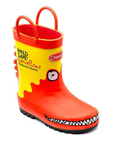 Chipmunks Boys/Girls Kids Infants/Junior Wellies Wellington Boots