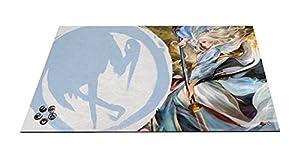 Fantasy Flight Games-La Mano Izquierda del Emperador-TAPETE Leyenda de los Cinco Anillos, Color (FFL5S11)