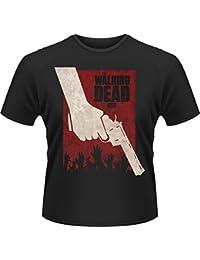 Plastic Head Walking Dead, The Revolver - T-shirt - Homme
