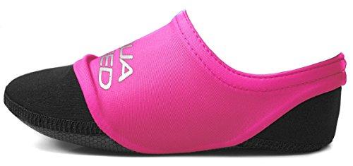 aqua-speedr-neo-socks-aux-enfants-20-29-chaussettes-en-neoprene-semelle-antiderapante-elastic-facile