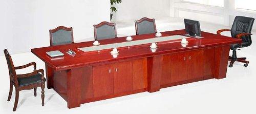 Jet-Line Büromöbel Besprechungstisch XXL Madison Konferenz Tisch 3,8 m Konferenztisch mit...