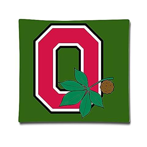 DEMOO Ohio State University LOGO Pillow Case Cushion Cover (18