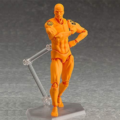 Mitlfuny-> Haus & Garten -> Wohnkultur,Zeichnungsfiguren für Künstler Action Figure Model Human Mannequin Man Woman Kits