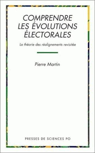Comprendre les évolutions électorales