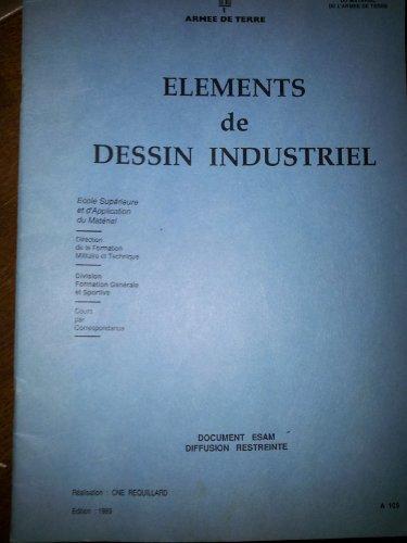 ELEMENTS DE DESSIN INDUSTRIEL