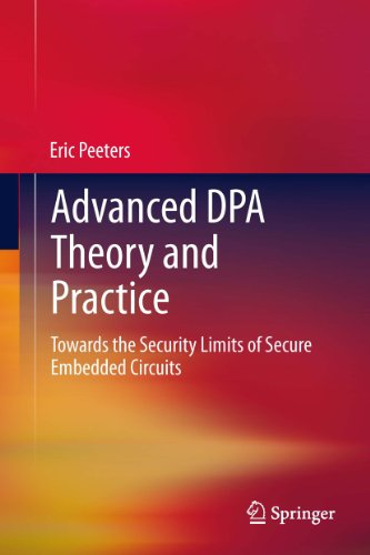 Advanced DPA Theory and Practice: Towards the Security Limits of Secure Embedded Circuits (English Edition) Card Circuit Card