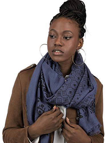 Mer's Style - Fular Bufanda de Otoño para Mujer