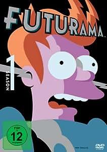 Futurama Season 1 [3 DVDs]