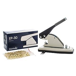 Eisenthaler EP-30/5mm Ösmaschine/Ösenpresse für Papierösen