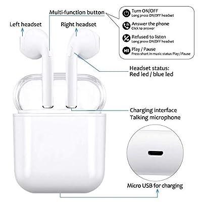 roycase Bluetooth Headphone RTHSKHYTJ