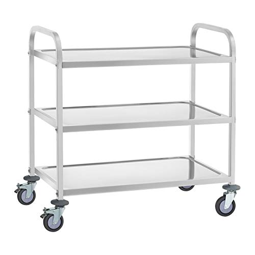 Royal Catering RCSW-6.2 Carro Cocina Carrito