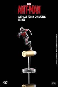 King Arts Marvel Ant Man Figurine Posed character