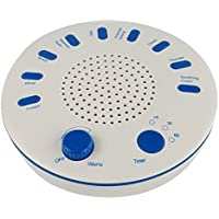 Schlaf-Weiße Geräusch-Maschine, Schlaf-Therapiesystem Portable Spa Entspannung Sound Schlaf-Therapie Für Baby,... preisvergleich bei billige-tabletten.eu