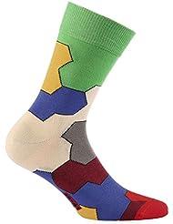 Wola Herren Socken Gr.39-47 Perfect Men Happy Legs